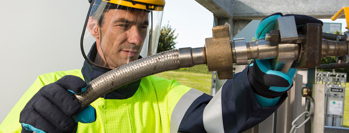 Sicherheitstrainings von Air Liquide könne Sie bei der Vermeidung von Unfällen unterstützen