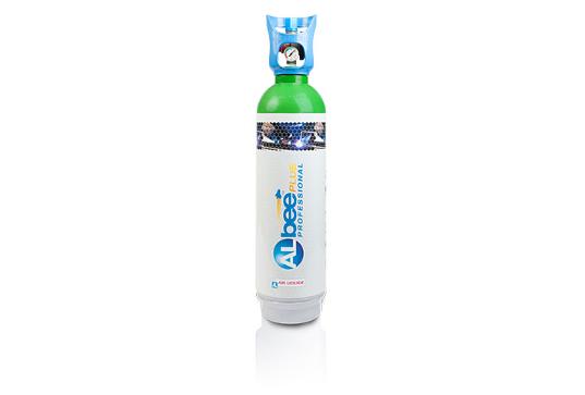 Anschlusskupplung für AL ALTOP und ALbee Gasflaschen für Argon//Co²